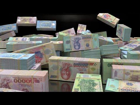 BILLIONS Of VIETNAMESE DONG :: Wealth Visualization, Manifestation, Abundance HD
