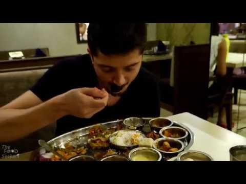 Vegetarian THALI Restaurant in Dubai | Rajdhani Thali, Gujarati Thali, Indian Food
