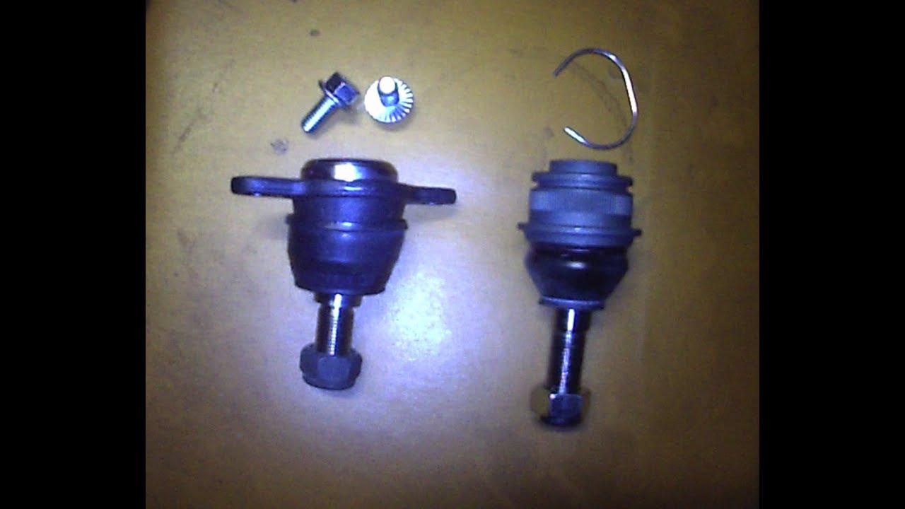Замена шаровых опор VW T4, 701407187B, 7D0407361