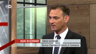 Ukraine Crisis- Are the economic sanctions ineffective? | Made in Germany - Interview