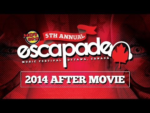Escapade Music Festival 2014 Official After Movie - Watch in HD