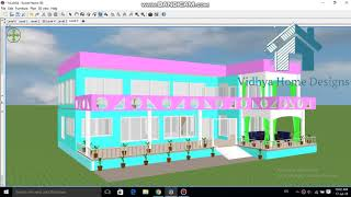 Home Design for 3BHK