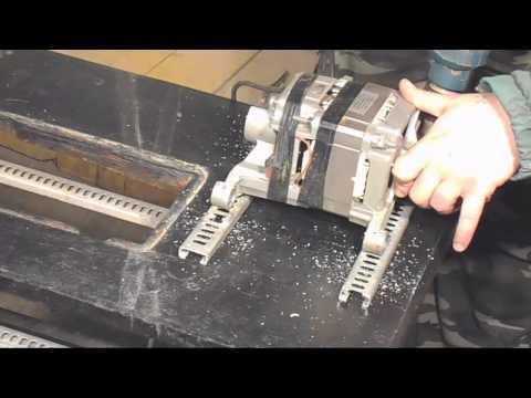 Циркулярка своими руками/Как сделать циркулярку из двигателя со стиральной машинки автомат