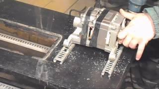 як зробити циркулярку з двигуна від пральної машини