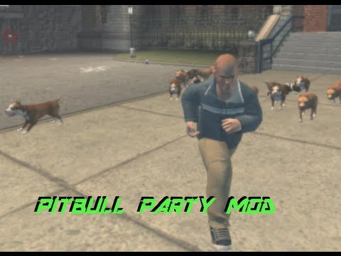 Bully - Pitbull Party MOD