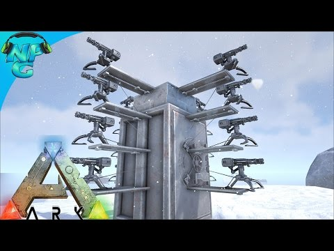 Top 5 Tips for Building an Unraidable Base! ARK Survival Evolved - PvP Season E42