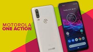 Motorola One Action: ¿Una GoPro en un celular?