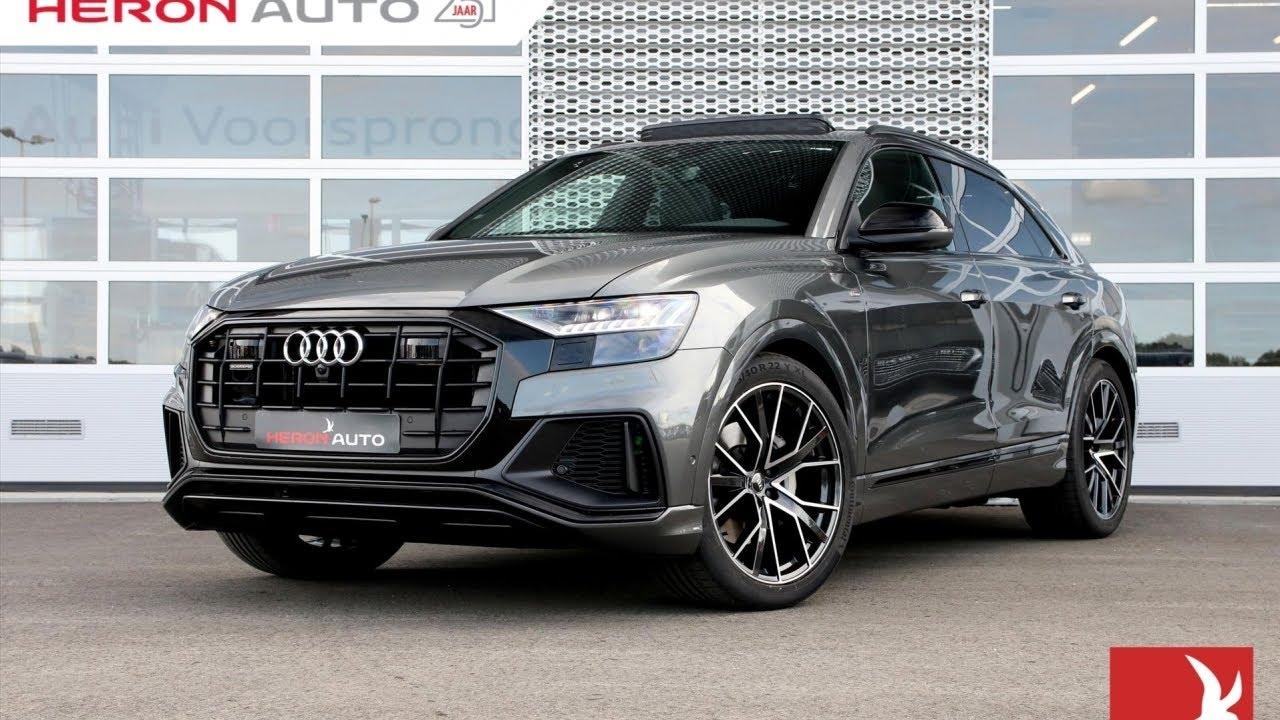 Audi Q8 50 Tdi Quattro 286pk Tiptronic Youtube