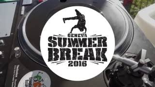 Bgirl Battle / NINA - BOOM BAP (FR) VS MORGIANE - FULL ON FLAVA (FR) / GVA SUMMER BREAK
