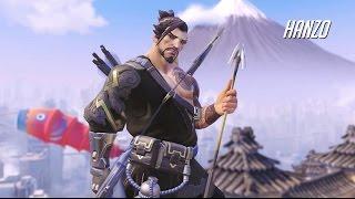 Overwatch - Hanzo Gameplay Trailer