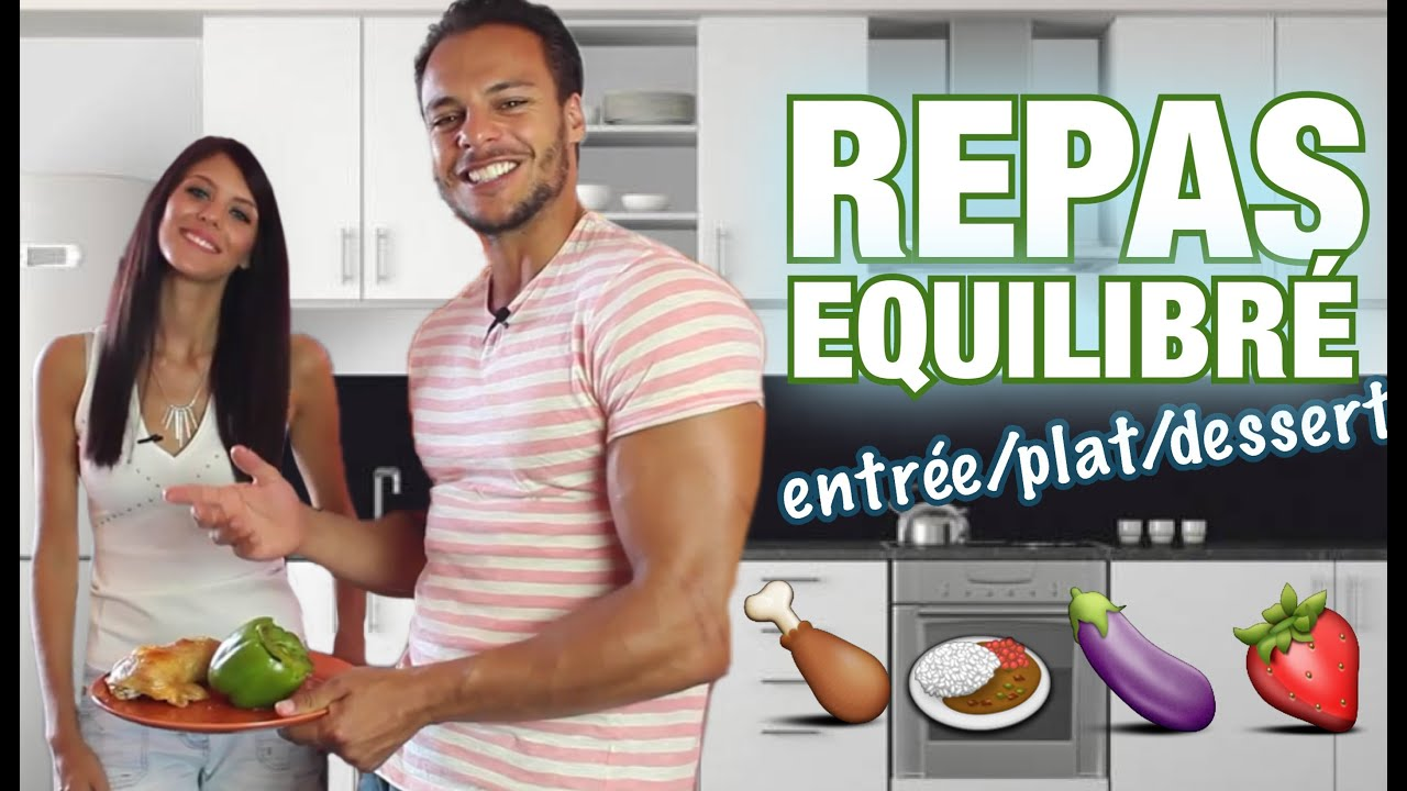 repas quilibr sain sans gluten ni lactose by body doovi. Black Bedroom Furniture Sets. Home Design Ideas
