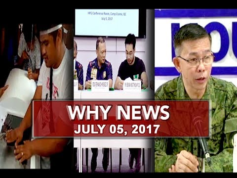 UNTV: Why News (July 05, 2017)