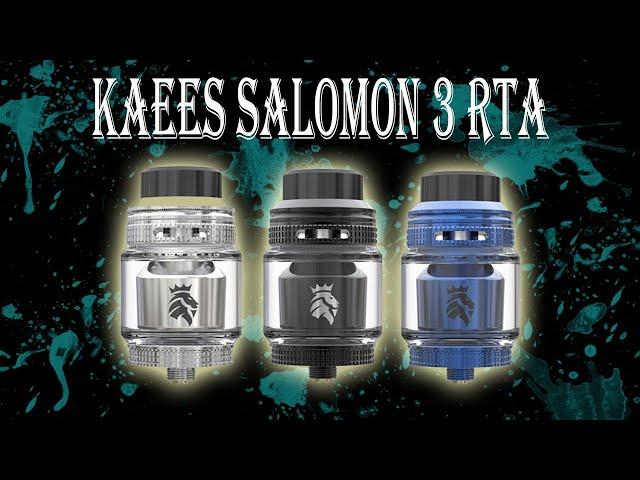 KAEES SALOMON 3 RTA