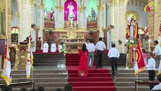 Trực Tiếp - Lễ Kính Thánh Tâm Chúa Giêsu - Bổn Mạng Gia Đình Phạt Tạ Thánh Tâm Giáo Phận Thái Bình