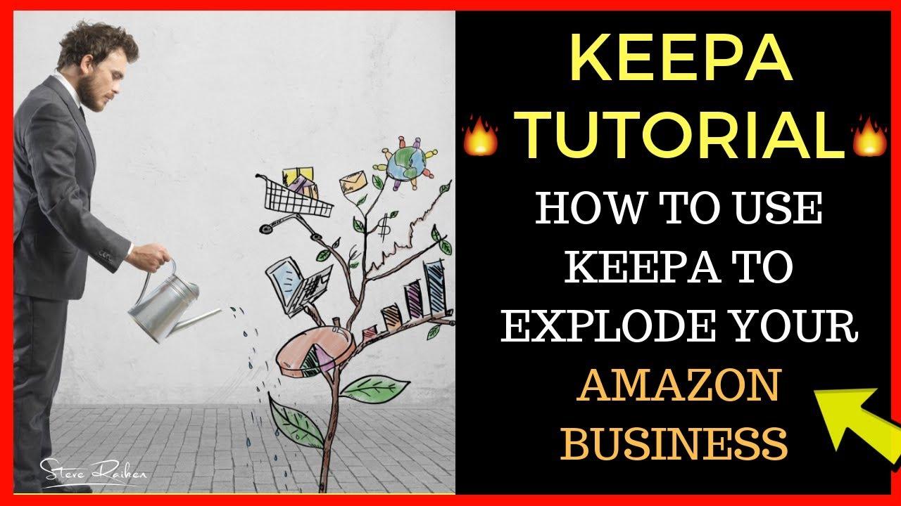 keepa tutorial