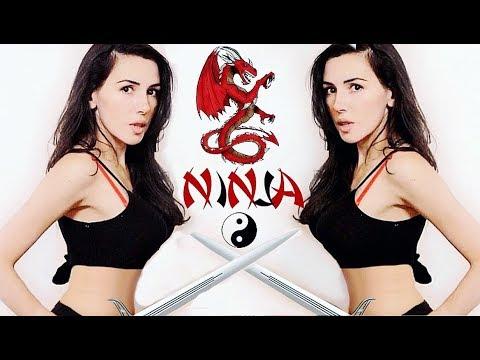 [ASMR] Ninja Girl Saves Your Life - Roleplay I Cosplay I Acting