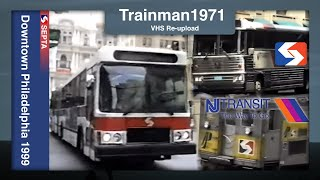 Gambar cover Downtown! (Philadelphia 1999) - Trainman1971