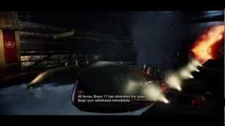 Steel Battalion: Heavy Armor Mission 10 The New Battleship Xbox 360 Kinect 720P gameplay walkthrough