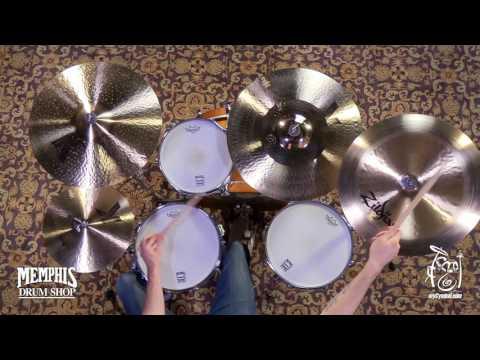 """Zildjian 19"""" K China Cymbal - 1424g (K0885-1061317R)"""