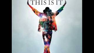 Michael Jackson NEW SONG - This is it (album version)