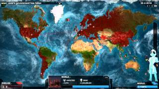 Panda Revenge - Plague Inc Evolved #16 [Black Death - Brutal]