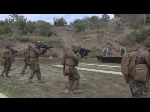 NAVSTA Guantanamo Bay - Marine Training Exercise - 160217-N-ZJ016-001