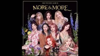 TWICE (트와이스) - MORE & MORE [MP3 Audio] [Mini Album 'MORE & MORE']