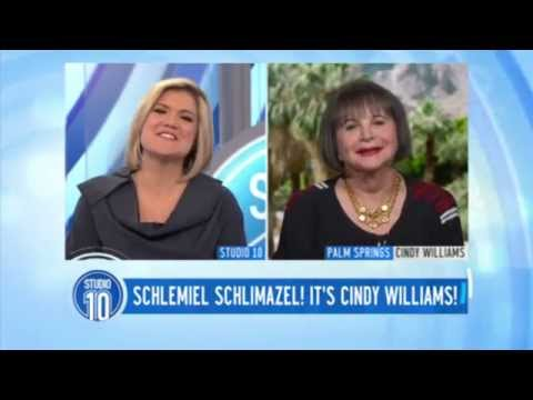 Cindy Williams Interview