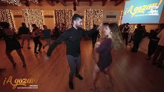 Salsa dancers pt2 - social dancing @ A GOZAR ARACHOVA SBK Meeting