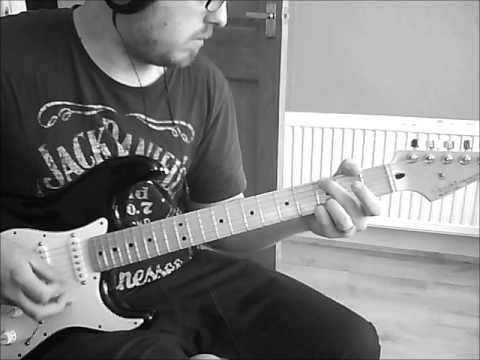 Ry Jones - Roy Orbison - You Got It (Guitar Cover)