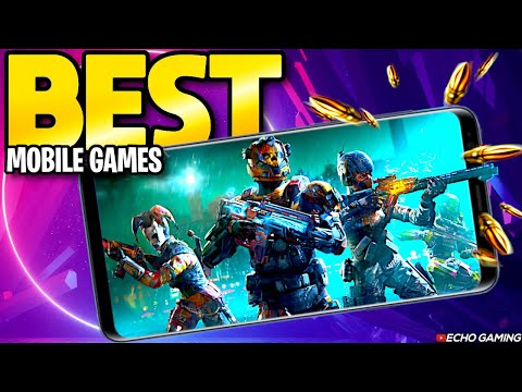 Top 15 Best Mobile Games of ALL TIME - YouTube