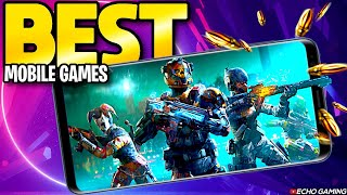 Top 15 Best Mobile Games of ALL TIME
