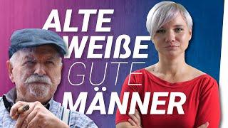 """Franziska Schreiber fragt: """"Sind 'Alte Weiße Männer' wirklich so schlimm?"""""""