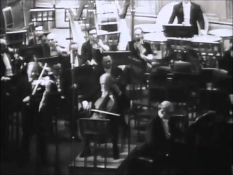 David Oistrakh - Beethoven Triple Concerto in C major, 2. Largo - 3. Rondo alla polacca
