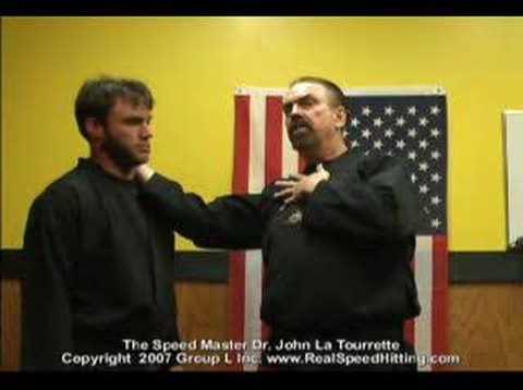 The Speed Master, Dr. John La Tourrette