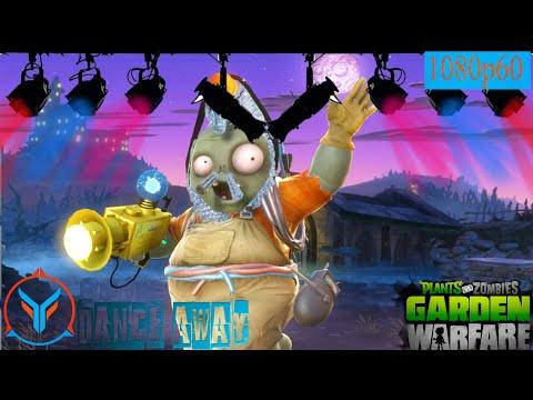 Plants Vs Zombies Garden Warfare - Dance Away - Electrician