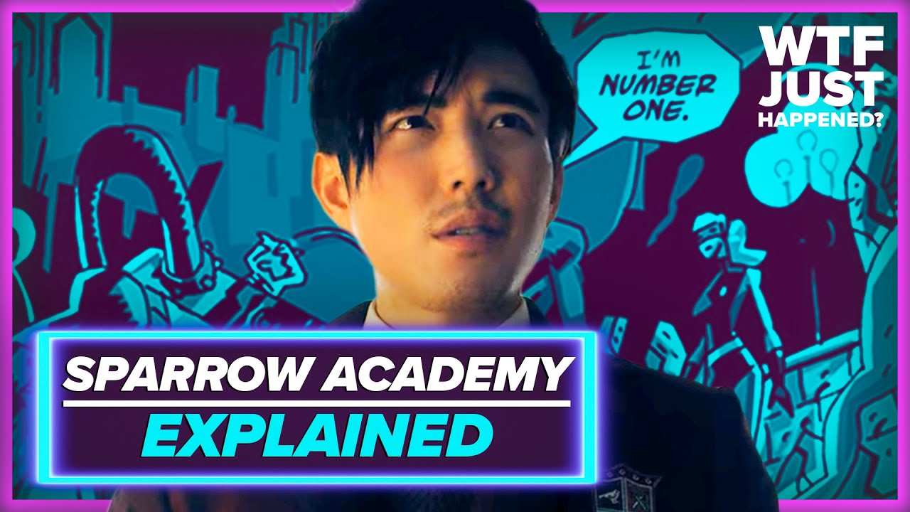 The Umbrella Academy Season 2 EXPLAINED | What is the Sparrow Academy?