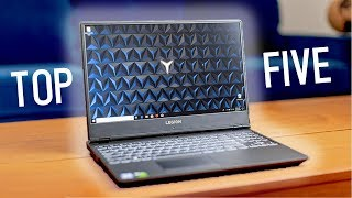 Top 5 Gaming Laptops Under $800 (2019)