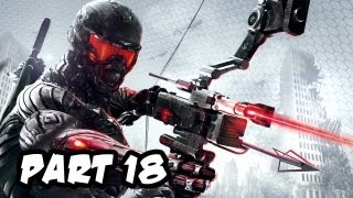 Crysis 3 Gameplay Walkthrough - Part 18 - Mission 6: Only Human (Xbox 360/PS3/PC HD)