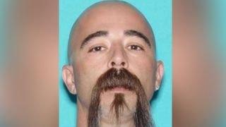 Suspected cop killer caught following manhunt