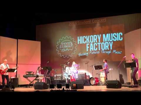 2016 Hickory Music Factory Student Concert