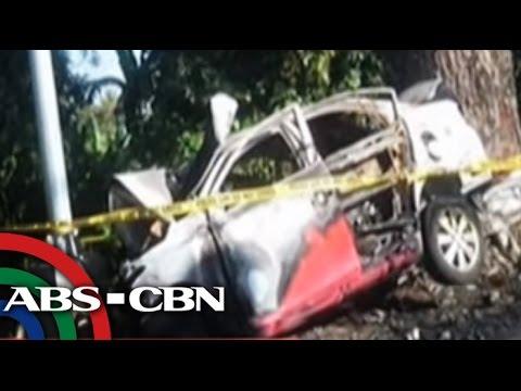 Coby Persin Car Crash