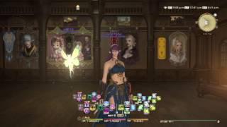 Final Fantasy XIV W Çapraz HotBar (WXHB) Öğretici
