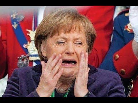 ШОКируешие НОВОСТИ!!! Меркель призывает ЕВРОПУ не общаться и не слушать США!!! - Видео онлайн