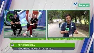 Perú vs Chile: entrenamiento a un día del partido por semifinales de Copa América 2019