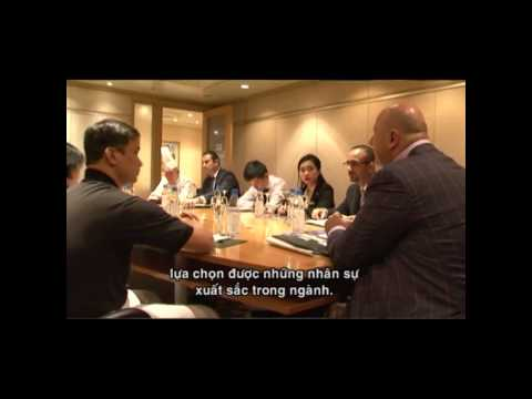 VITV CEO Forum- Interview with Mr. Erwin Popov - General Manager of Hanoi Daewoo Hotel