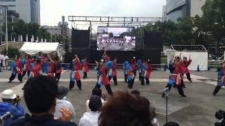 愛知江南短期大学YOSAKOIサークル 飛鳥