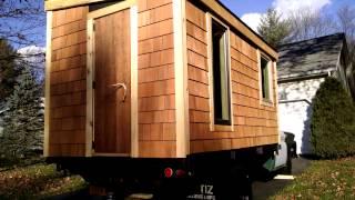 Tiny House Cabin Part 10 Diy