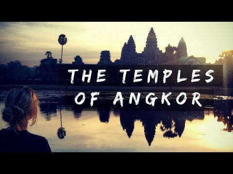 Guide to Visiting ANGKOR WAT & THE TEMPLES OF ANGKOR in Siem Reap, Cambodia | Ep 37