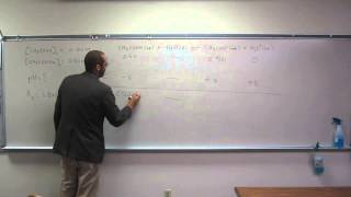 Calculate the pH of a Buffer Solution From Weak Acid-Conjugate Base Concentrations 001